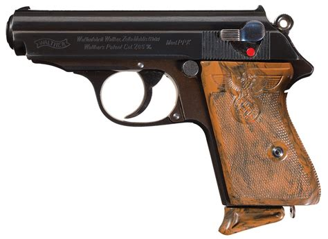 Walther Ppk How To Date It