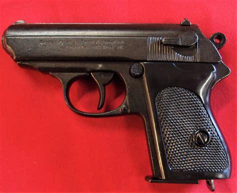 Walther Ppk Prop Gun