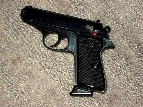 Walther Ppk S 1969
