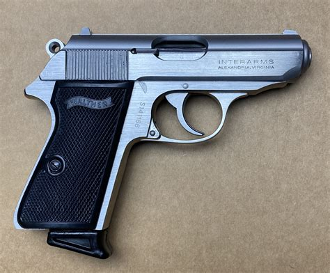 Walther Ppk S 9mm Short Airsoft