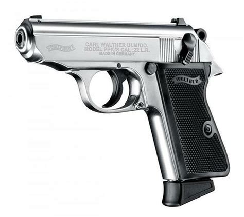 Walther Ppk S Nickel