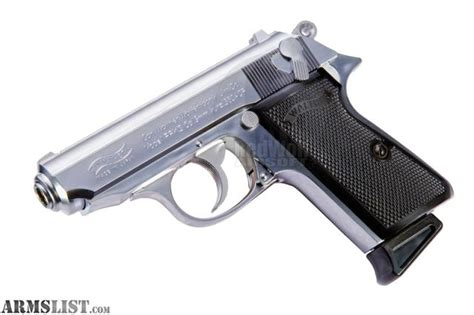 Walther Ppk Silver