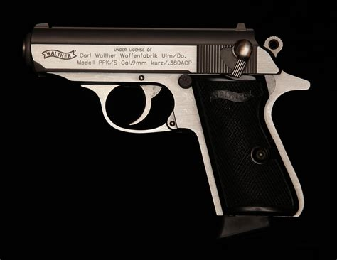Walther Ppk Smith And Wesson Price