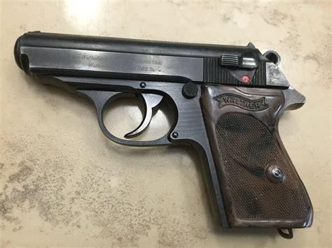 Walther Ppk Value Eagle Over N