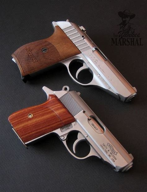Sig-Sauer Walther Ppk Vs Sig Sauer P232.