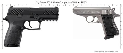Walther Ppk Vs Sig Sauer P320