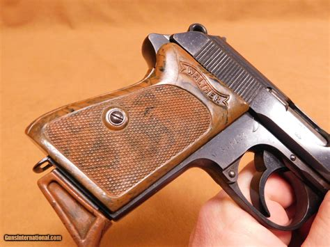 Walther Ppk Ww2 Serial Numbers
