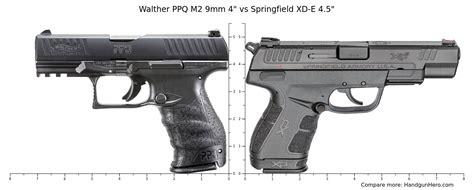 Walther Ppq M2 Vs Springfield Xd