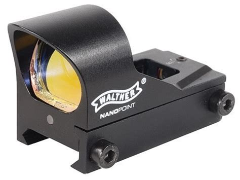 Walther Red Dot Sight Review