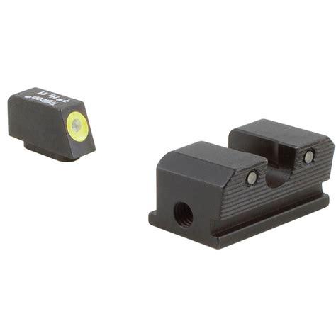Walther Trijicon P99 PPQ HD Night Sight Set - Amazon Com