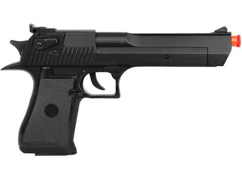Desert-Eagle War Inc. Desert Eagle Airsoft Spring Pistol.