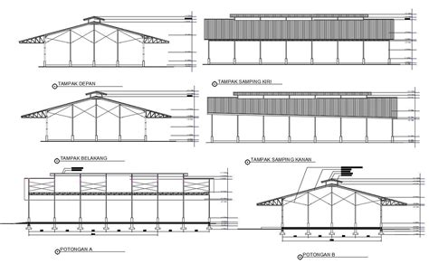 Warehouse drawing plans Image