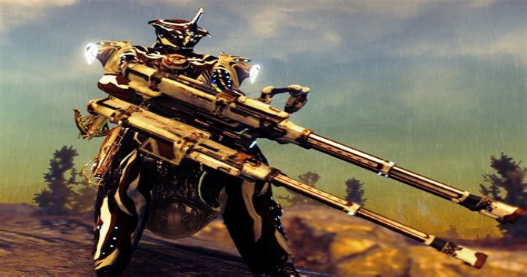 Warframe Best Rifle