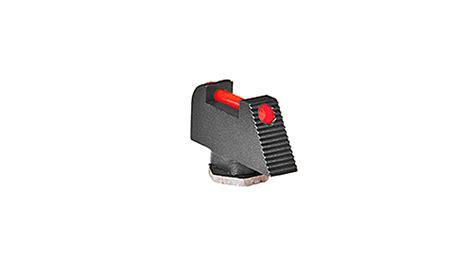 Warren Tactical Series Fiber Optic Front Sights For Glock Fiber Optic 215 X 115