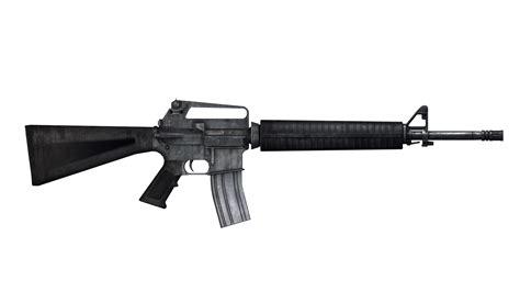 Was M16 Anm Assault Rifle