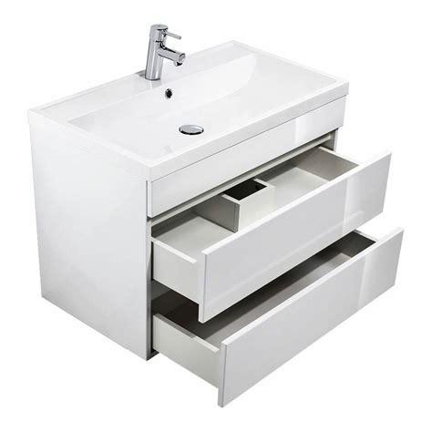 Waschbecken Mit Unterschrank Weiß