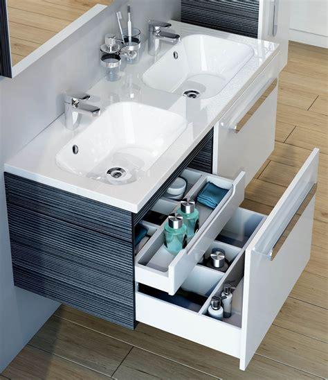 Waschbeckenunterschrank Doppelwaschbecken