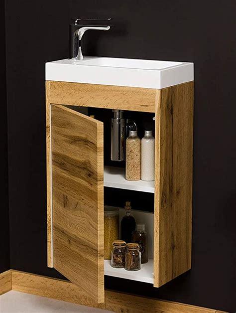 Waschbeckenunterschrank Gäste Wc