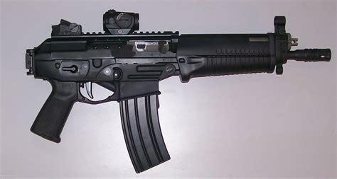 Washington Short Barrell Rifle