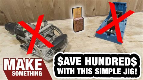 Watch this before you buy a festool domino or pocket hole jig Image