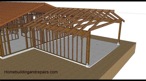 Watch this video before turning your carport into a garage or living space Image