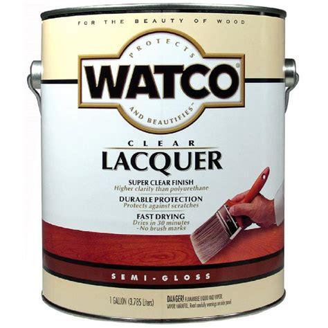 Watco lacquer Image