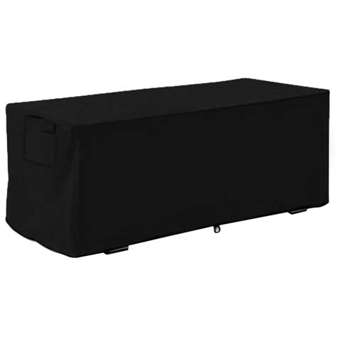 Water Resistant Deck Box Cover