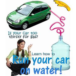 Buy water car how to convert your car to run on water