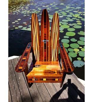 Water Ski Chair Plans