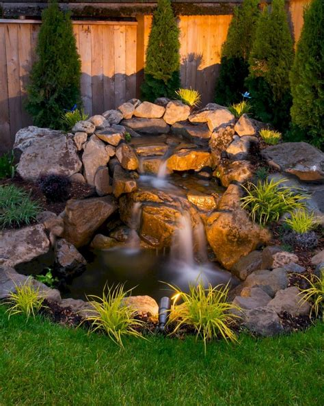 Waterfall feature ideas Image