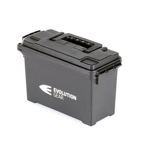 Waterproof Ammo Box