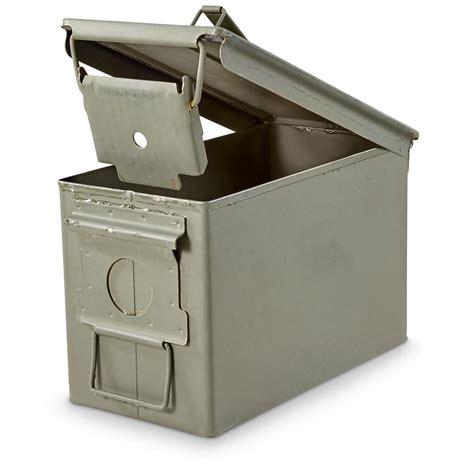 Waterproof Ammo Can