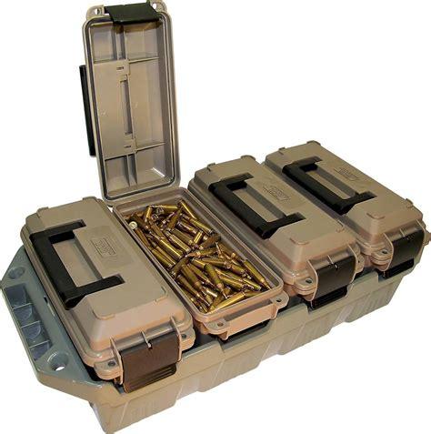 Waterproof Plastic Ammo Boxes