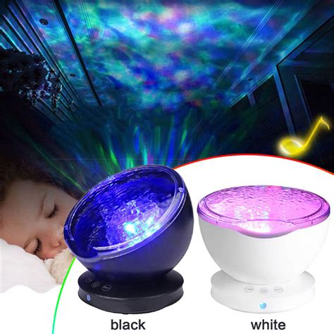 Wave LED Night Light