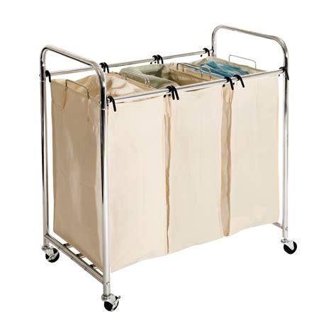 Wayfair Basics 3 Bag Laundry Sorter