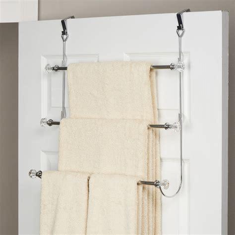 Wayfair Basics Over-the-Door Towel Rack