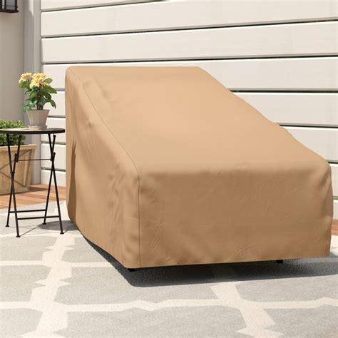 Wayfair Basics Patio Chaise Lounge Cover