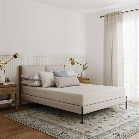 "Wayfair Sleep 8"" Firm Memory Foam Mattress"