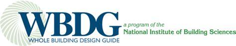 WBDG WBDG - Whole Building Design Guide