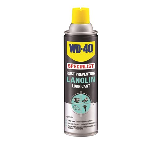 Wd 40 Rust Prevention