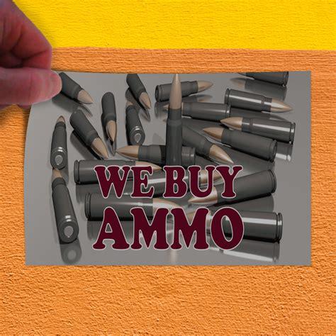 We Buy Ammo