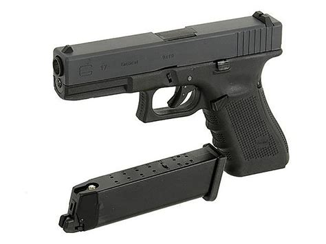 We Glock 17 Gen 4 Airsoft Review