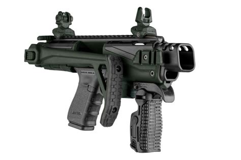 We Glock 17 To 19 Conversion