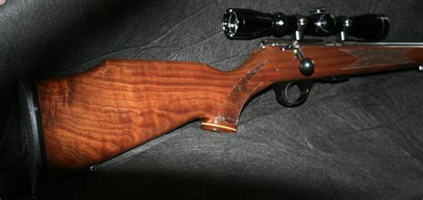 Weatherby 22 Bolt Action Rifle