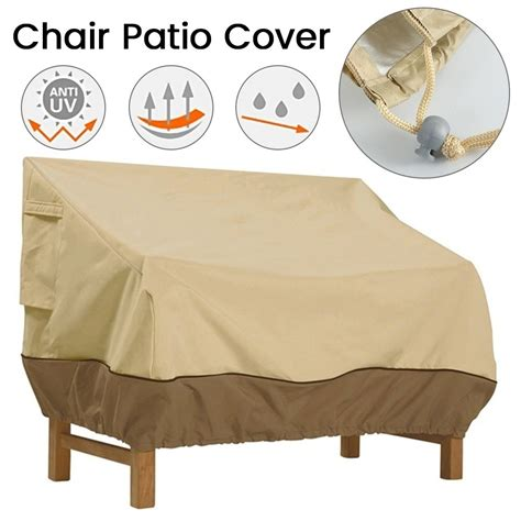 Weatherproof Protector Patio Sofa Cover