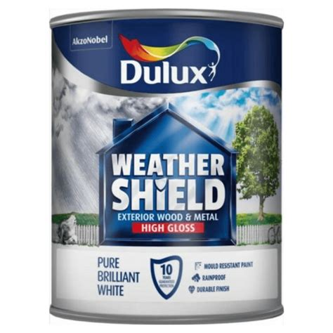Weathershield wood paint Image