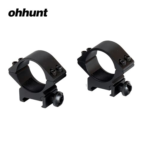 Weaver Rings Bases Rifle Tactical Scope Mounting