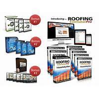 Web based roofing software mobile apps included bonus