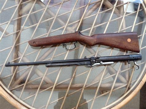 Webley Air Rifle Stock Diy