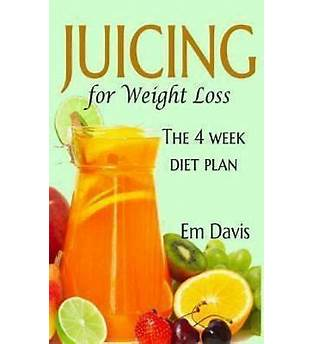 Weight Loss Juicing For A Week